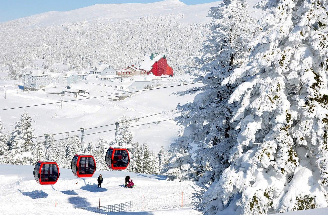 Горнолыжные курорты и туры в сезоне зима 2017/2018