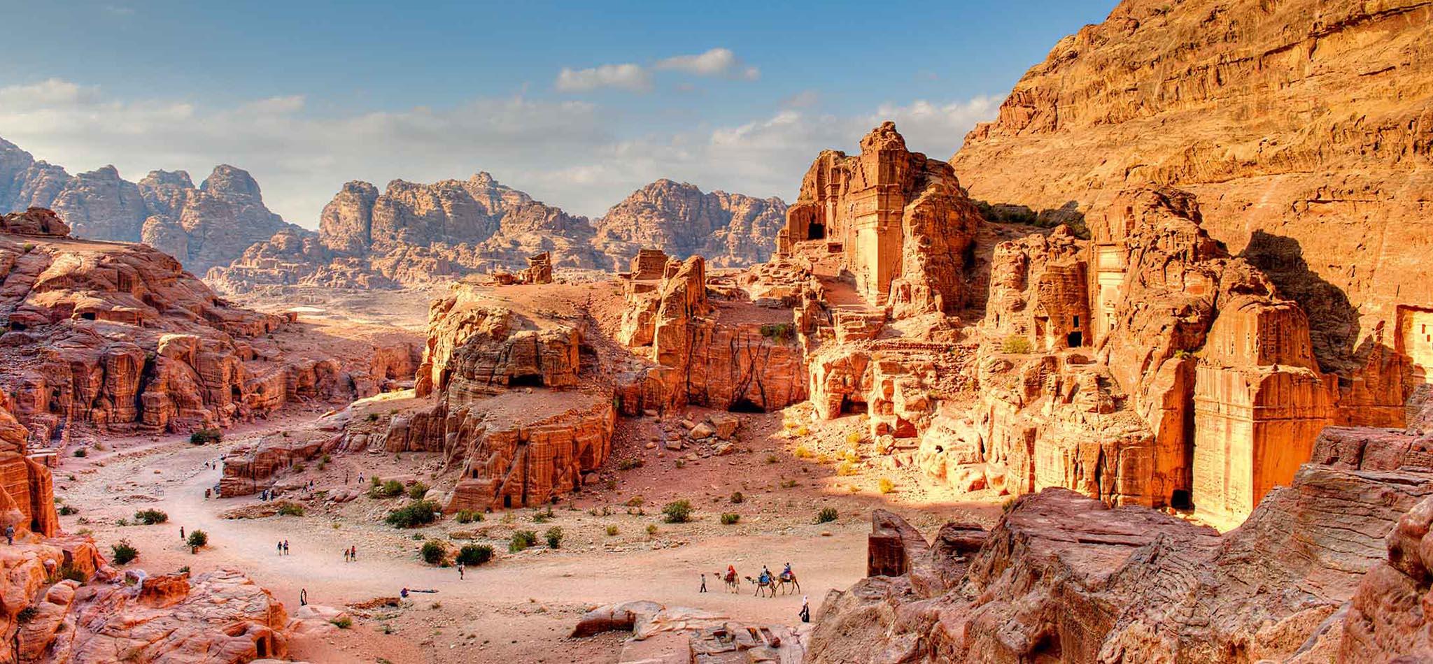 Экскурсионные туры в Иорданию 2018-2019