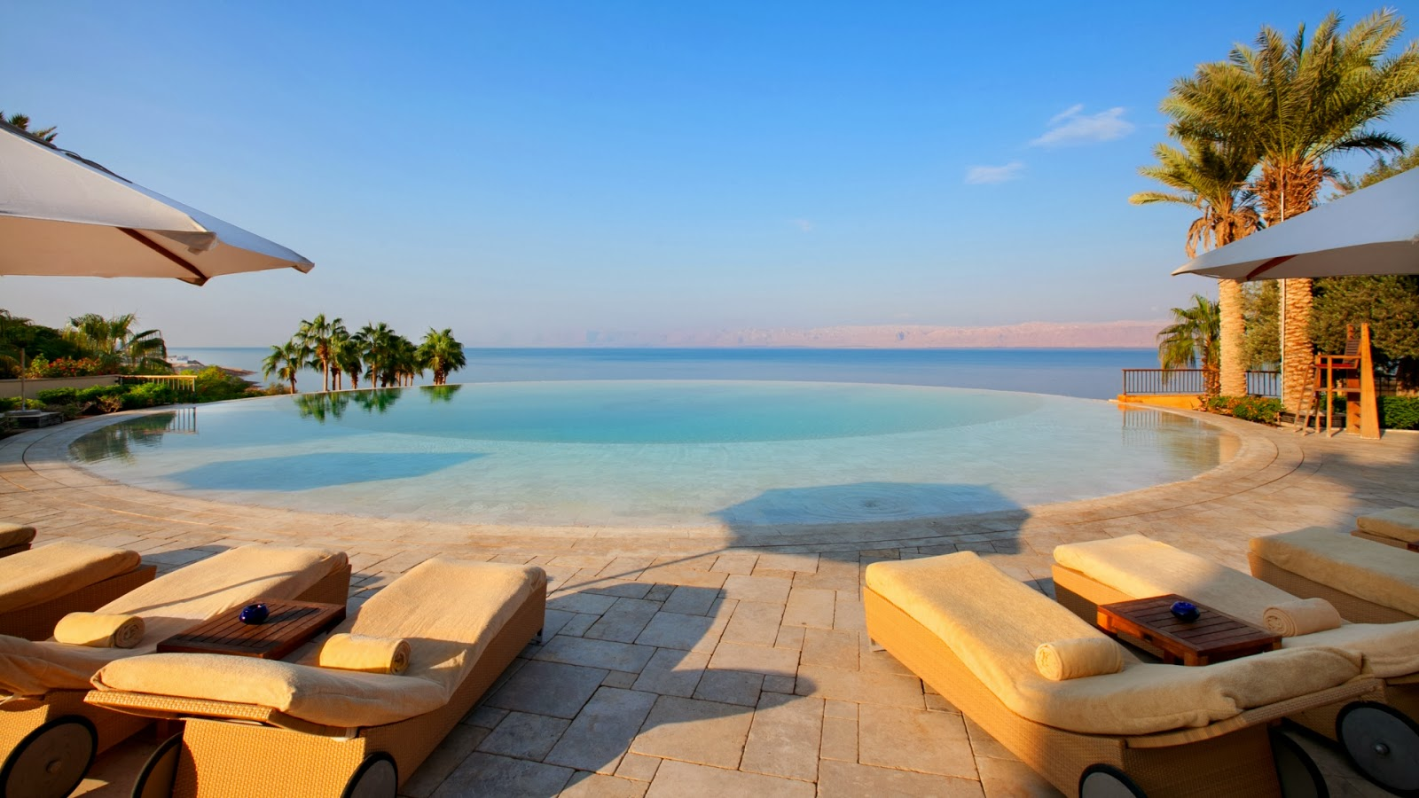 Отели Иордании с собственным пляжем